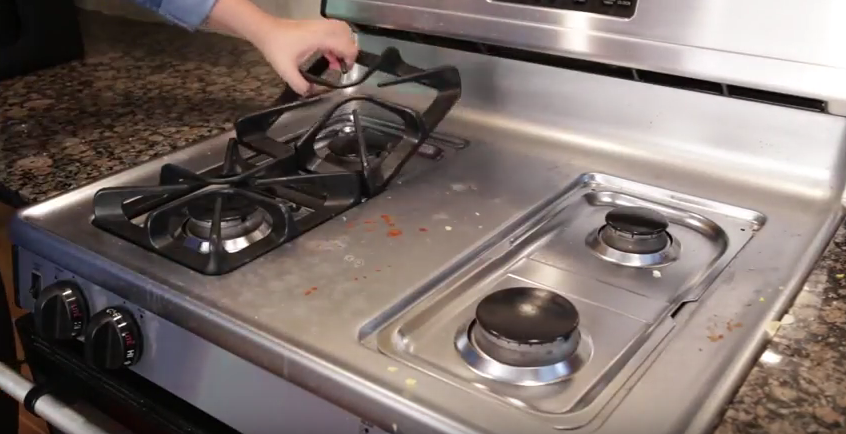 how-to-clean-your-natural-gas-range-youtube